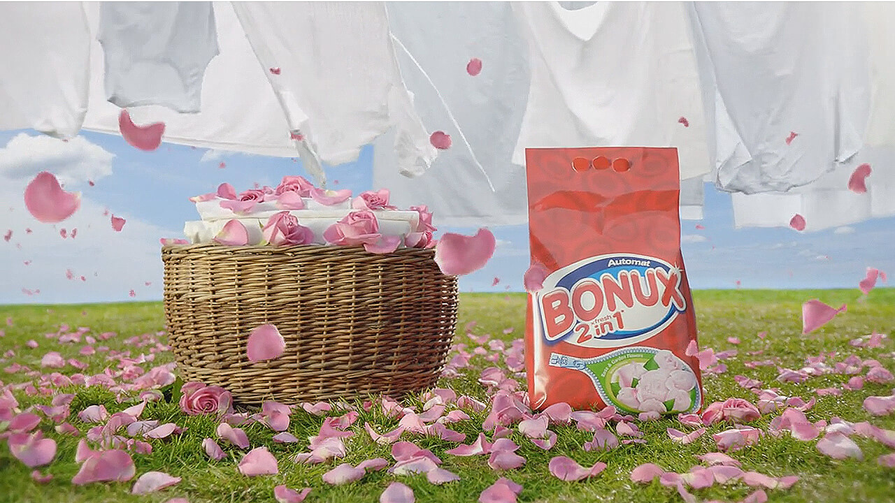 film reklamowy Bonux